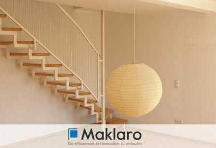 Traumhafte Maisonette-Wohnung in Top-Lage