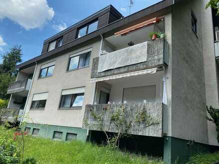 Gepflegte Wohnung in 6-Familien Haus