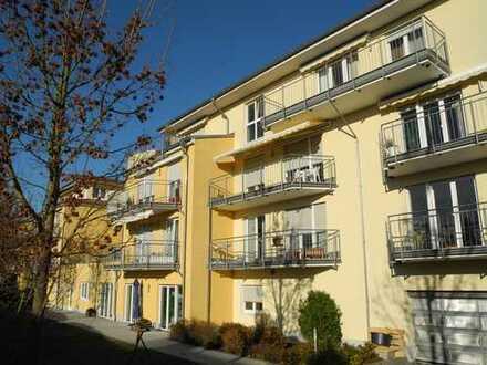 *Bad-Camberg* Vermietete 2-Zimmer-Wohnung im Erdgeschoss einer Seniorenresidenz