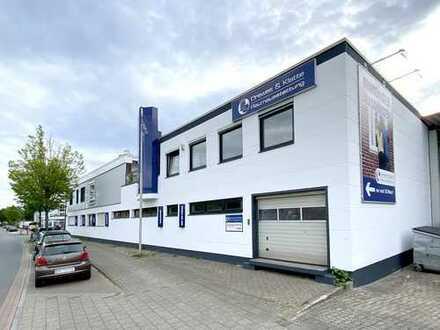 Büroräume, 4 Zimmer, im Gewerbegebiet Habenhausen
