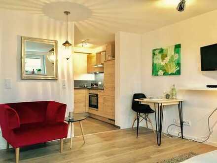 Stilvolle, neuwertige 1-Zimmer-Wohnung mit EBK in Remshalden