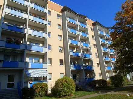 Renovierung und Boden nach Absprache * 2-Zimmer-Wohnung * 5.OG * Südbalkon * sep. Küche * Badewanne