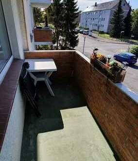Helle, geräumige 2- Zimmerwohnung zum Entspannen in Burgdorf mit Balkon