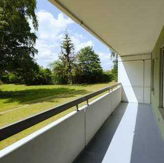 Vollständig renovierte 3-Zimmer-Wohnung mit Balkon und EBK in Bamberg