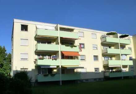 Verkauf einer praktischen und freien 3 Zimmer Wohnung in Holzhausen