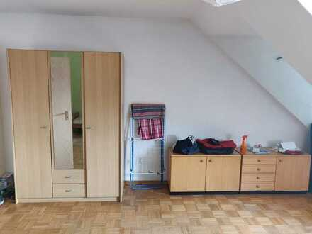 Single Room in a 3-Room WG, Fully Furnished, Located at City Centre