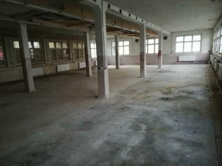 470-600 m² Lagerraum Halle Werkstatt Atelier Ladengeschäft Lagerhalle Abstellraum