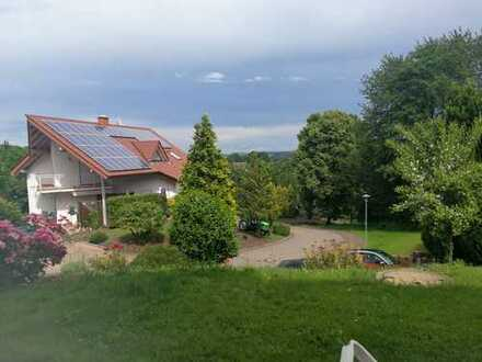 Schöne zwei Zimmer Wohnung in Neckar-Odenwald-Kreis mit Terrasse & Garten