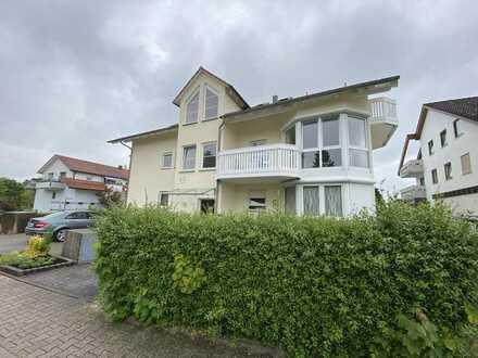 Über den Dächern des Schwarzwaldes / 3 Zimmer als Dachgeschosswohnung