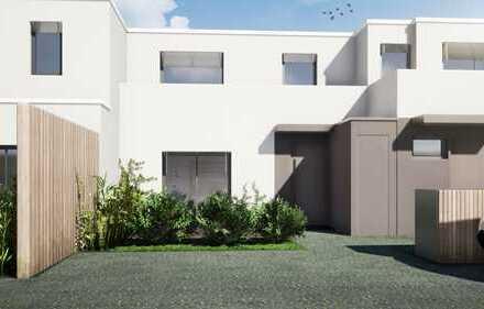 Erstbezug: exklusive 3-Zimmer-Maisonette-Wohnung mit zwei Terrassen in Hattersheim - Stadt