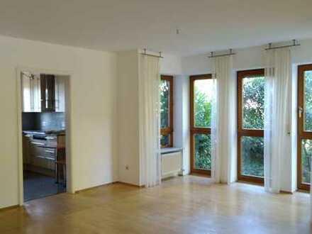 Doppelhaushälfte in Top-Lage in Bruchsal mit idylischem Garten
