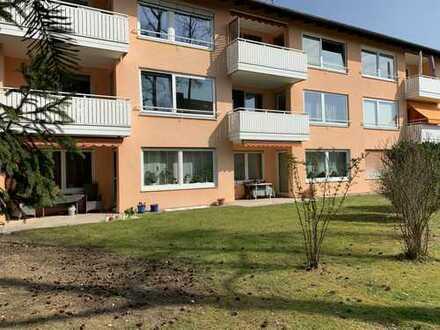 Fußläufig zum Ortskern! Helle- charmante 3-Zimmer Wohnung in kleiner Wohneinheit