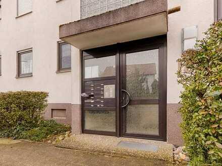 Bezugsfreie 1 ZKB-Wohnung in Offenbach an der Queich mit schönem Ausblick ins Grüne