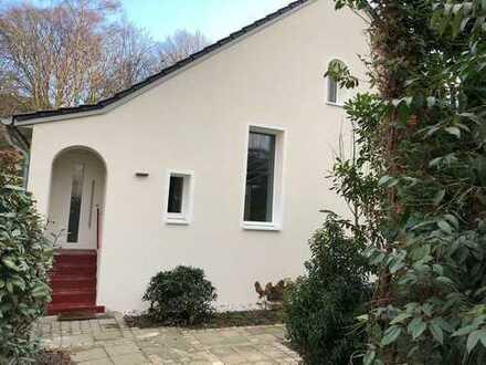 Erstbezug nach Sanierung mit Einbauküche und Terasse: stilvolle 3,5-Zimmer-Wohnung in Aachen