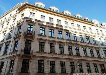 Waldstraßenviertel - Großzügiges Wohnen im Gründerzeitaltbau in erstklassiger Lage