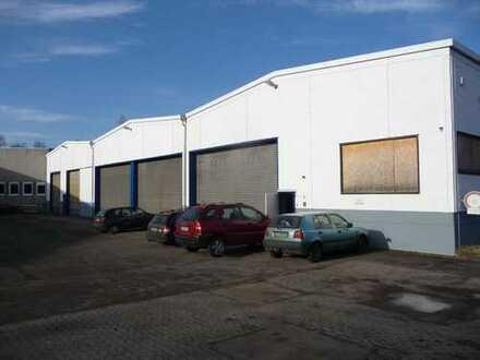 ca. 2.500 m² Lagerhallen in Celle zu vermieten