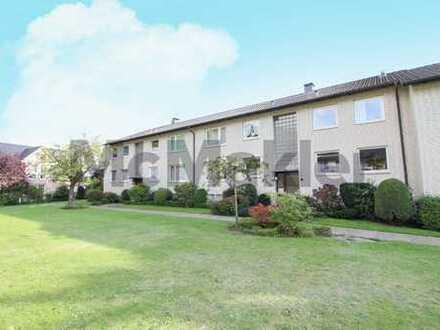 Kapitalanleger aufgepasst: vermietete 2-Zimmer-Wohnung in Wandsbeks ruhigster Lage