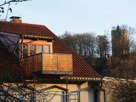 Ein Haus im Haus! Großzügige 3-Zi-Whg mit Westbalkon