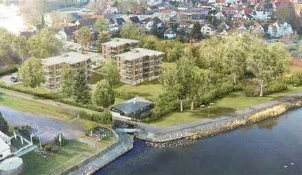 Heimathafen Schlutup- Wohnen direkt an der Trave