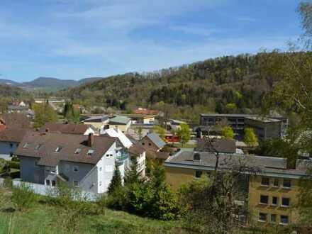 Verkauft - 3-Zimmer-Neubau-Wohnung im Herzen von Stühlingen