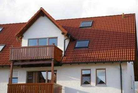 Gemütliche Maisonette Wohnung in Bisingen