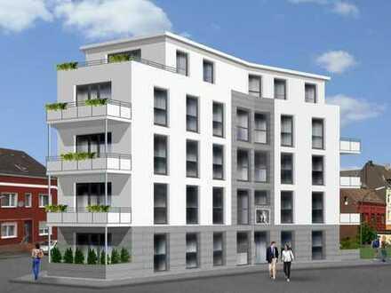 Hell und Modern = Neubau-Eigentumswohnung im 2.OG mit Südbalkon und Aufzug