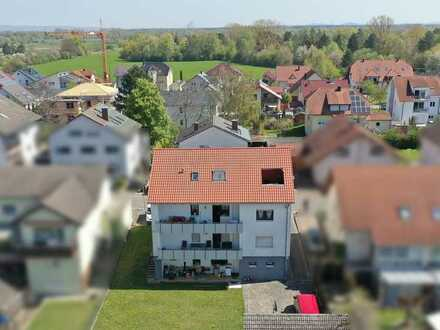 Modernisiertes MFH – 4 Wohnungen – zusammen über 285 m² – komplett vermietet