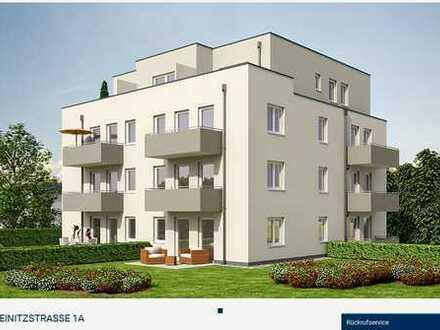 Sonnige 2-Zimmerwohnung mit Balkon