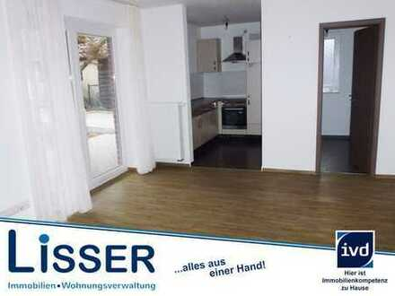 Altersgerechte 3-Zimmer Wohnung mit Gartenanteil im Ortskern von Hude!