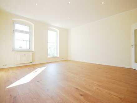 Erstbezug nach hochwertiger Sanierung * 2-Raum-Whng. * Balkon * EBK * Stellplatze * ruhig * grün *