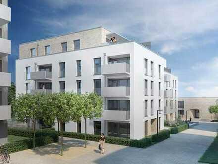 Zeitgemäße 3-Zimmer-Wohnung mit Süd-West-Balkon im grünen Süden Stuttgarts