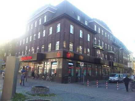 Gut geschnittene Wohnung in der Fußgängerzone von Duisburg-Rheinhausen