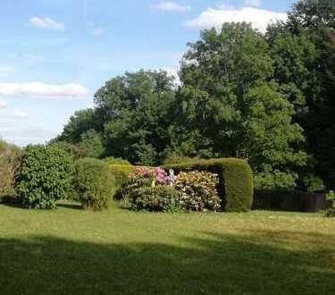 Großzügige Gartenwohnung mit tollem Grundriss