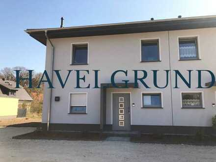 Estbezug - Doppelhaushälfte zur Miete in ruhiger und grüner Lage in Brieselang - nahe Bhf