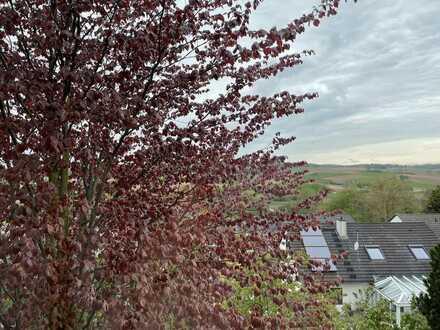 Schöne Dachgeschoss Wohnung mit Wintergarten