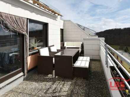 Ein Penthouse-Wohntraum mit Weitblick wird wahr!