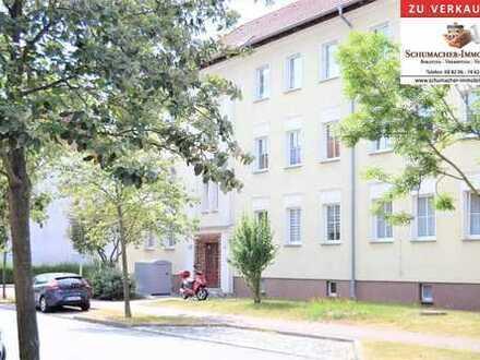 Verkauft!!! Attraktives Anlageobjekt ! Altersgerechte 4-Zimmer Erdgeschosswohnung in Wolgast