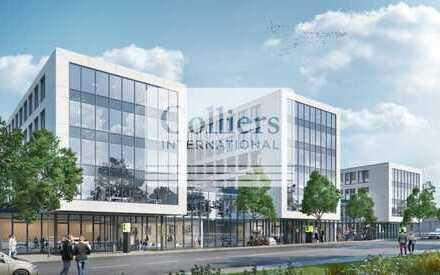 Hochwertige Büroflächen im Projekt TOWNUS mit verkehrsgünstiger Lage