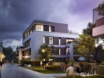 2 Zimmer Penthousewohnung mit Dachterrasse