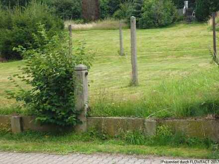 Baugrundstück in Lugau