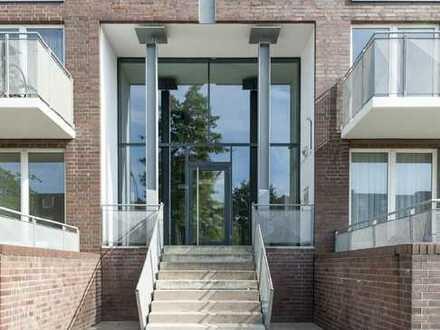 Renovierte Eigentumswohnung mit Balkon