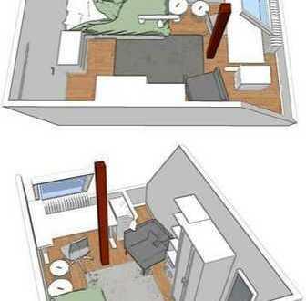 11qm Zimmer in 4WG möbliert/Reinigung/Heizung/WLAN €350€inkl.