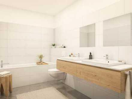 Wohngenuss rund um die Uhr: Stilvolle 2-Zi.-Wohnung mit viel Raum in sonniger Lage