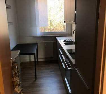 Preiswerte 3-Zimmer-Wohnung mit Balkon und Einbauküche in Böhlen