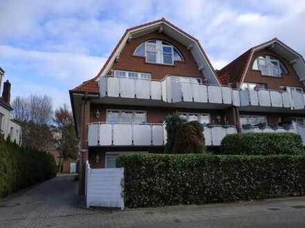 Zentral gelegene und sehr helle 4 Zimmer Wohnung in Delmenhorst Mitte über 2 Ebenen