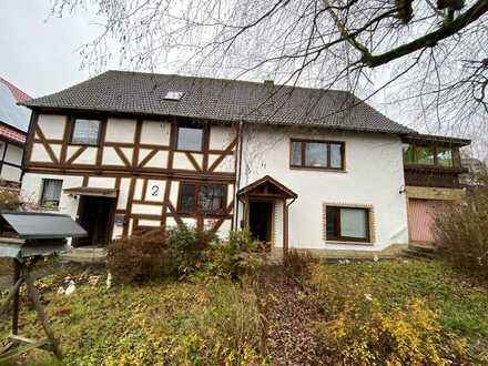 Schönes Mehrfamilienhaus mit viel Potenzial