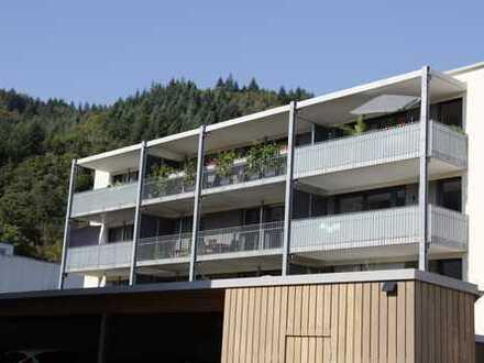 Neuwertige 3-Raum-Dachgeschosswohnung mit Balkon in Waldkirch