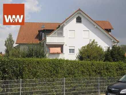 Verkauft! Gern verkaufen wir auch Ihre Immobilie zum Bestpreis.Pfiffiges Nest unterm Dach mit Studio
