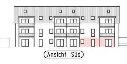 3 Zi-EG-WHG, große überdachte Terrasse und Gartenanteil