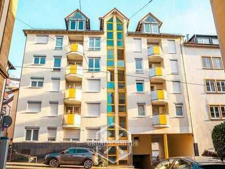 Tolle 3-Zimmer Wohnung mit Balkon zwischen Olgaeck und Eugensplatz